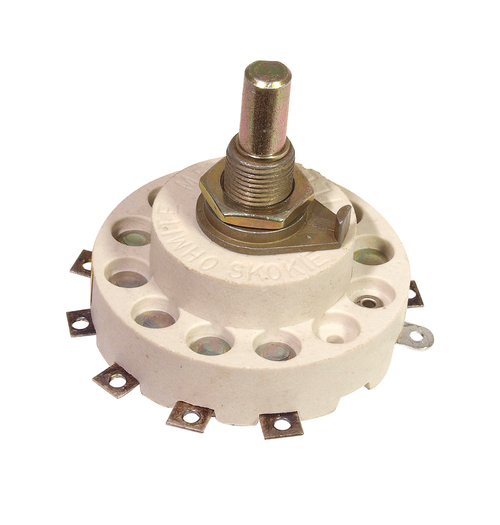 Power Tap Switches - High Power Rotary Switches | Ohmite Mfg Co on