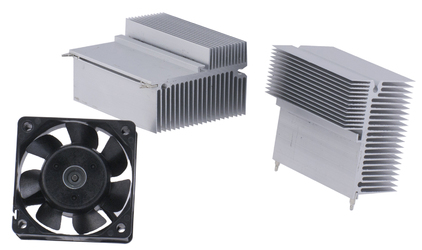 C-60/B-60 Series Heatsinks