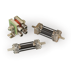 Water-Cooled Resistors